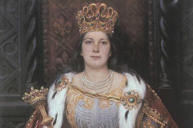 Как девочку-короля христиане силой выдали замуж задикаря: история святой Ядвиги