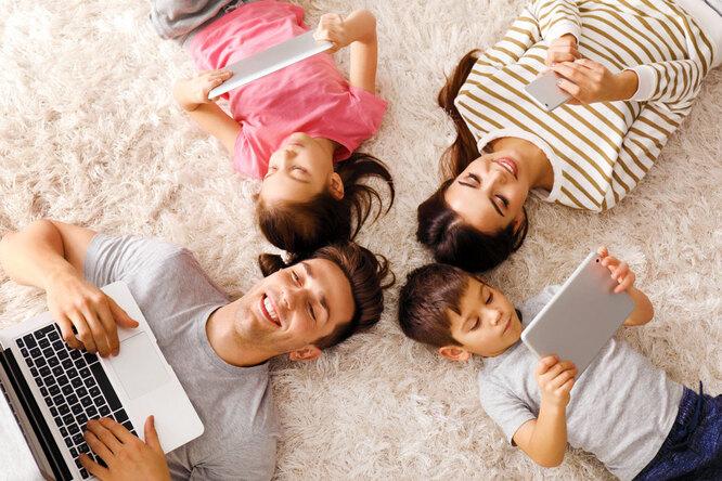 Полезные приложения длявсей семьи