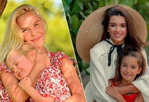 Дети нереальной красоты: знаменитости, у которых растут дети с яркой внешностью