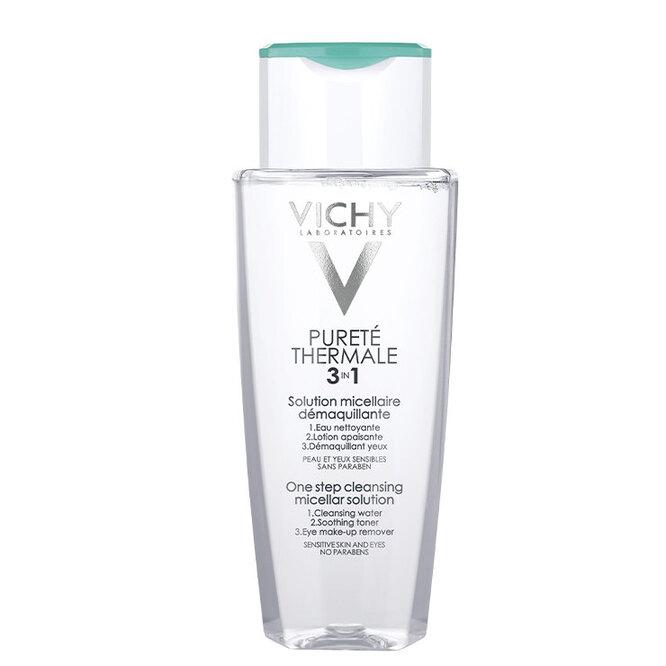 Мицеллярный лосьон для снятия макияжа Purete Thermale, Vichy