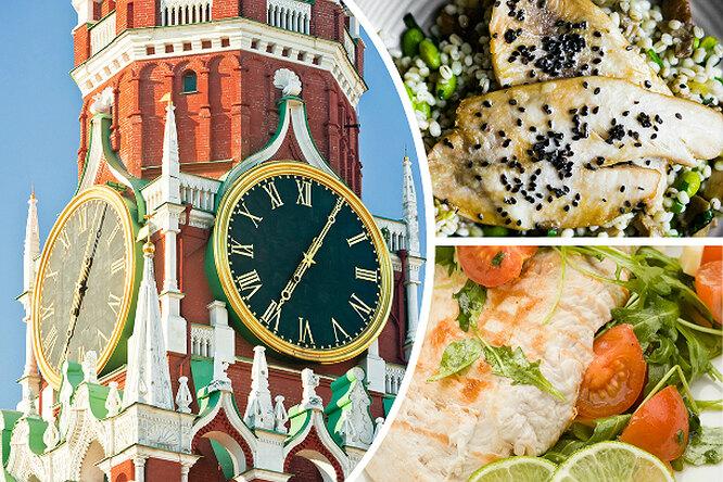 Кремлевская диета — меню нанеделю