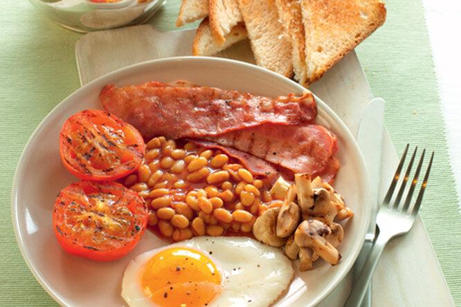 Настоящий английский завтрак