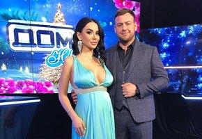Звезды «Дома-2» Анна Левченко и Валерий Блюменкранц стали родителями
