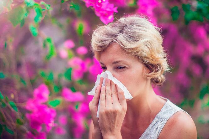 Опять аллергия? 10 способов уменьшить симптомы безлекарств