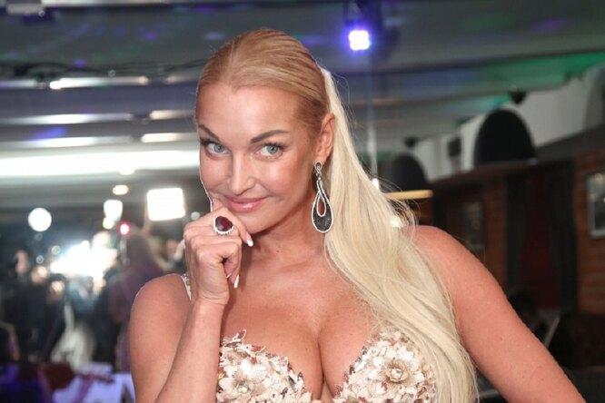 Анастасия Волочкова рассекретила имя нового возлюбленного