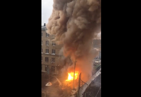 В Челябинской городской больнице произошел взрыв, есть данные о жертвах