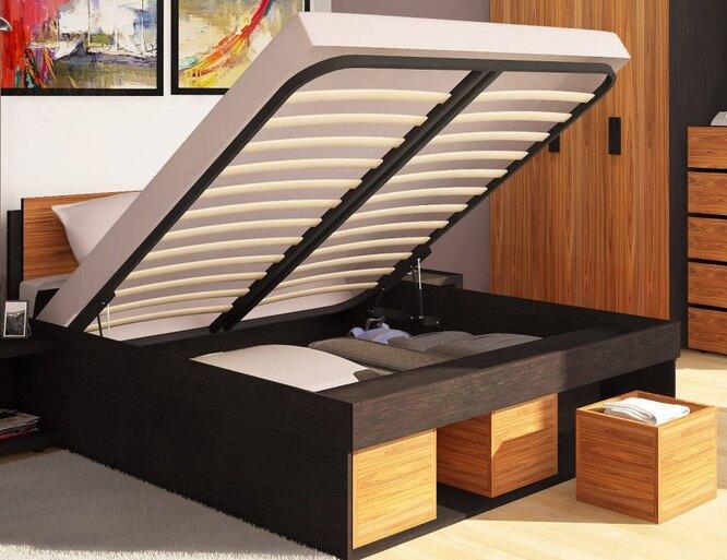Кровать с подъёмным механизмом, Hyper