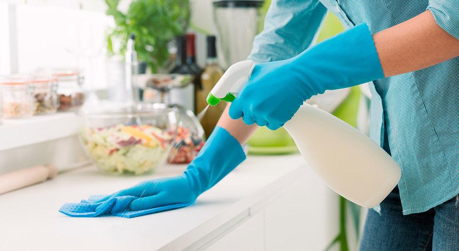 Мой дом — моя крепость: противовирусная уборка