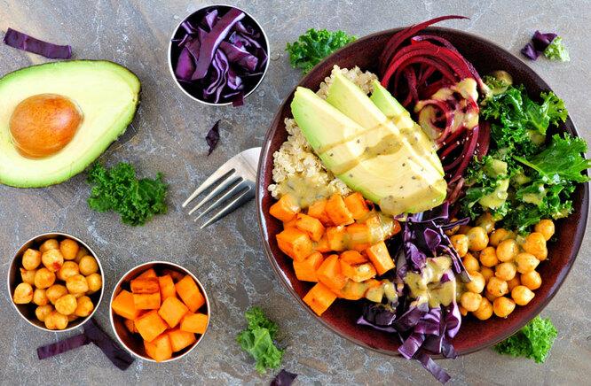 овощи, еда, диета