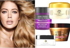 7 лучших масок, которые восстановят даже «убитые» волосы