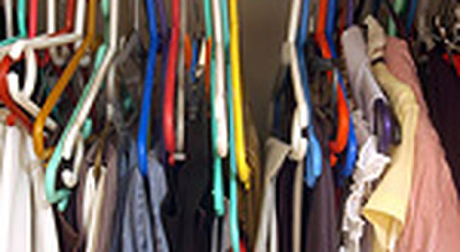 Зачем хранить ненужную одежду?