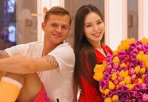 «У красивых родителей красивые дети»: Анастасия Костенко показала фото с 3-месячной Евой