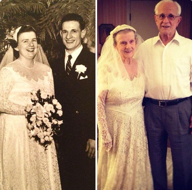 60-летие свадьбы