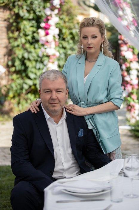 Александр Робак, Ольга Медынич