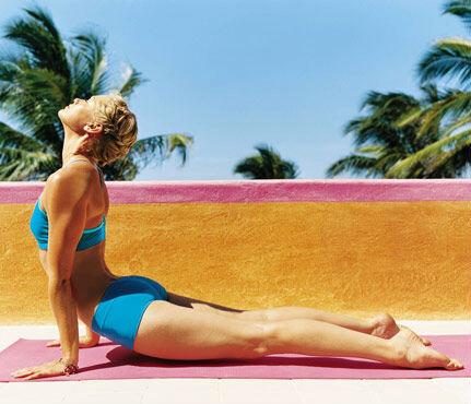 10 упражнений на растяжку