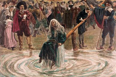 История последней женщины, которую казнили как ведьму – из-за наговора мужчины