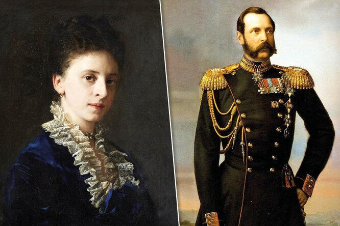 Любовь императора. Александр II иЕкатерина Долгорукова