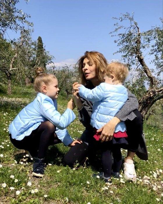 дети елены подкаминской, многодетные актрисы
