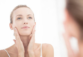 Как подтянуть кожу на лице, тратя не более 5 минут в день