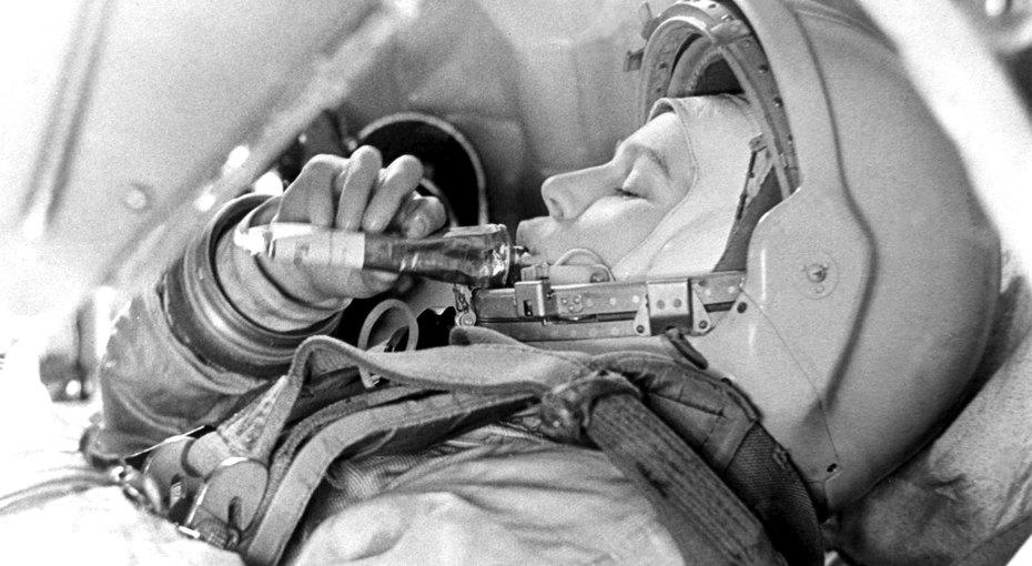 Полёт Чайки: как советская женщина оказалась внебе