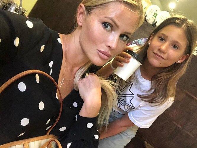 Полина, дочь Даны Борисовой