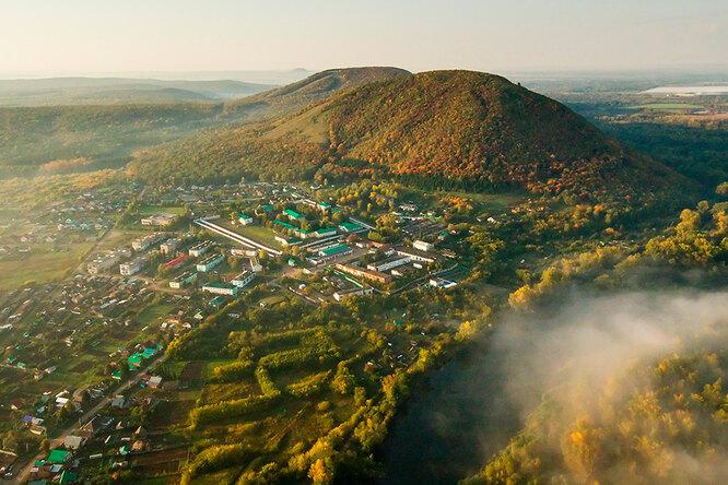 Что такое гора Куштау, ипочему тысячи жителей Башкирии встали наее защиту?