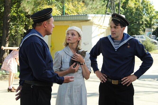 """Факты о съемках сериала """"Черное море"""""""
