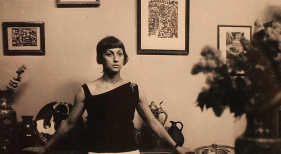 Софико Чиаурели: выросшая влюбви ивырастившая любовь