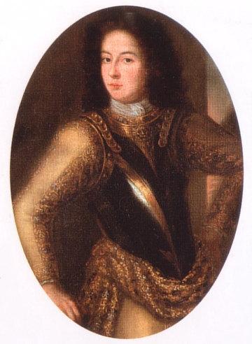 Граф Филипп Кристоф фон Кёнигсмарк