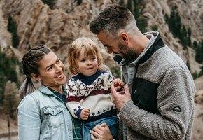 «Оно» — американская пара растит гендерно-нейтрального ребенка