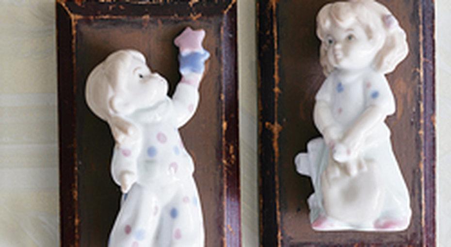 Фарфоровые статуэтки