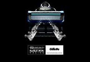 Gillette и Infiniti Red Bull Racing объявляют о партнерстве в рамках гран-при России 2015
