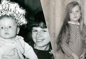 «Неужели это они?» Как выглядели Елизавета Боярская, Светлана Бондарчук, Нонна Гришаева и еще 12 знаменитых женщин в раннем детстве