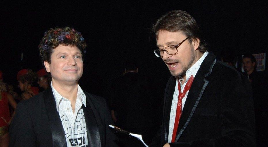 «Мужчины нашей молодости»: Владимир Маркин иСергей Минаев показали обнаженные торсы