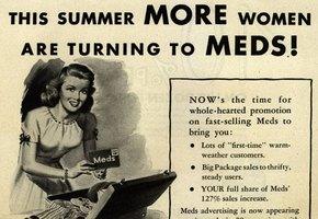 Кто и как изобретал средства, чтобы женщинам проще жилось с менструациями
