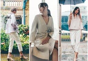 5 вариантов летней одежды для прохладной погоды