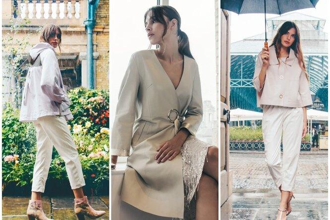 5 вариантов летней одежды дляпрохладной погоды