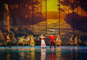 Мюзикл на воде: куда пойти с ребенком в летнюю жару?