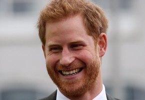 Принц Гарри нарушил приветственный этикет, но сумел с честью выйти из ситуации