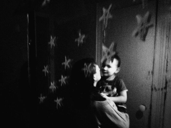 Кристина и Ваня Фото: Евгения Жуланова для ТД