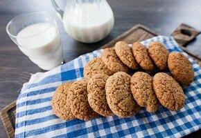 Овсяное печенье дома: рецепт от шеф-повара