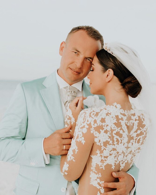 муж нюши, свадьба нюши, игорь сивов