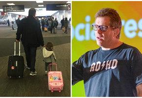Предприниматель подарил бонусные мили от авиакомпаний тем, кто не может позволить себе отпуск