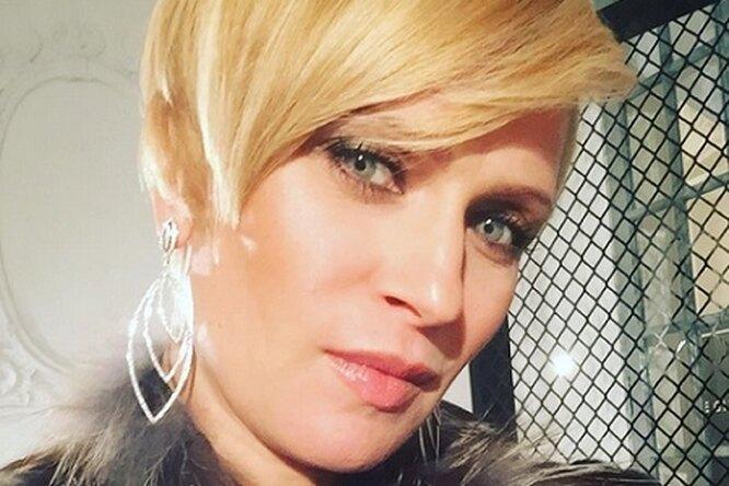 41-летняя Олеся Судзиловская похвасталась стройной фигурой черездве недели после родов