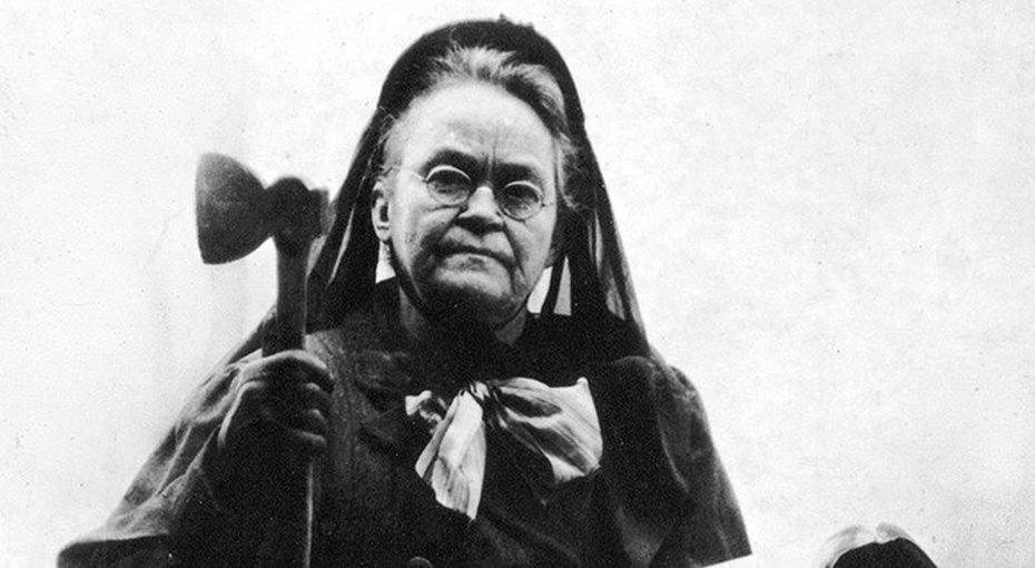 Сухой закон: история женщины, которая заставила Америку бросить пить