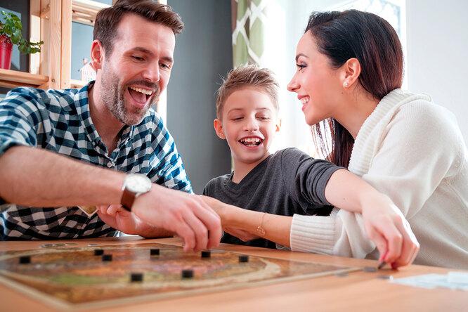 8 лучших настольных игр длядетей ивзрослых