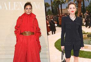 Paris Fashion Week: самые стильные звезды недели