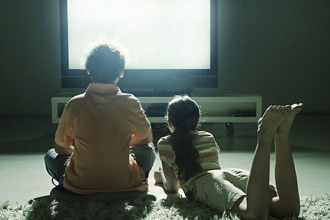 Телевизор против родителей