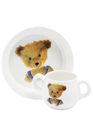 Детский набор, кружка и тарелка, Williams & Oliver