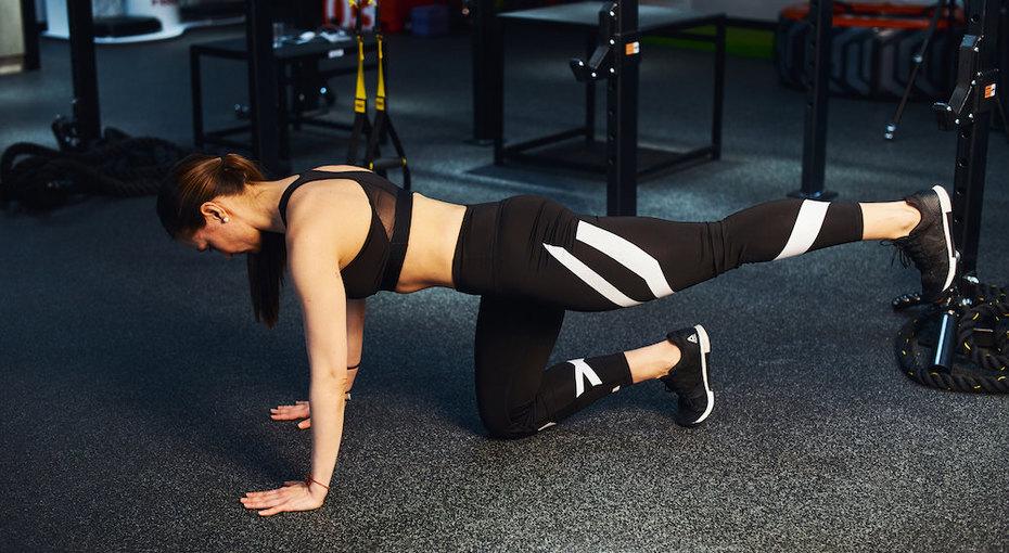 5 упражнений дляидеальной попы